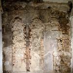 Fig. 3 : baie géminée conservée au deuxième étage d'un immeuble