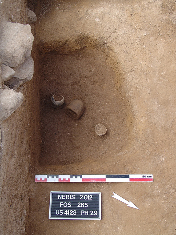 Fig. 1 – Fosse 265