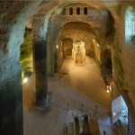 Eglise souterraine Aubeterre2