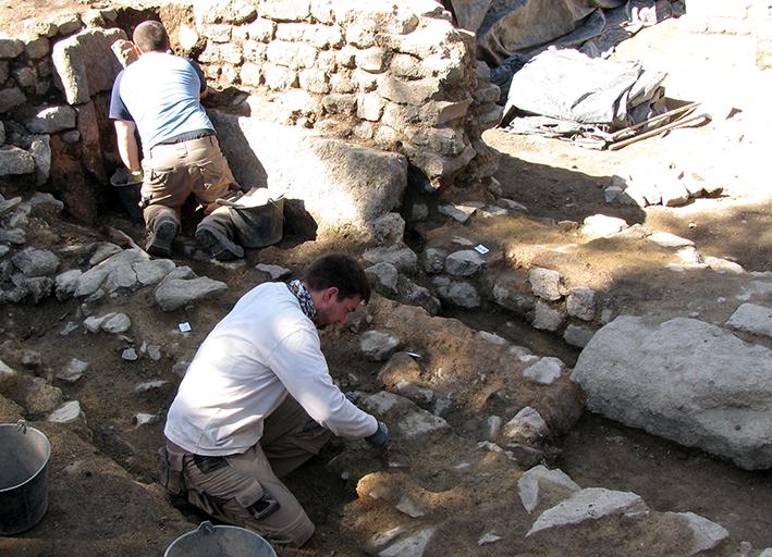 Saint-Paulien (43) Site antique (2011)