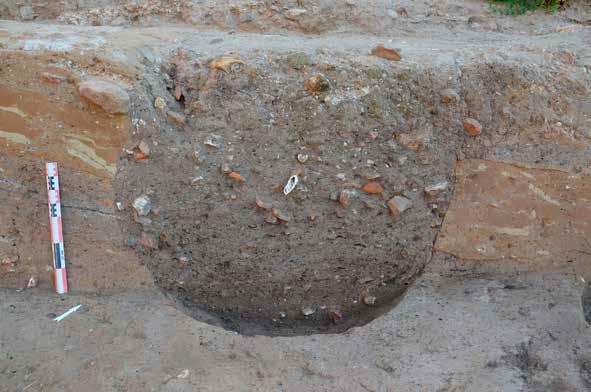 Fig. 8 – Vue en coupe d'un silo
