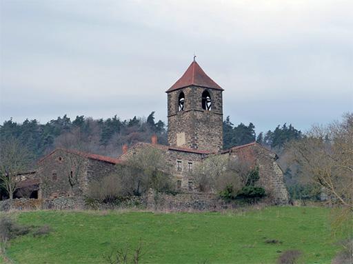 Fig. 1 - Vue générale de l'église