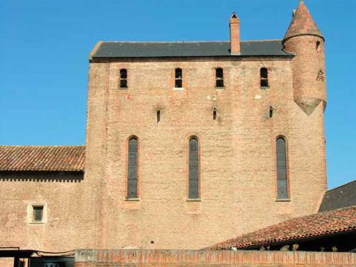 Fig. 1 - La « chapelle Notre-Dame »