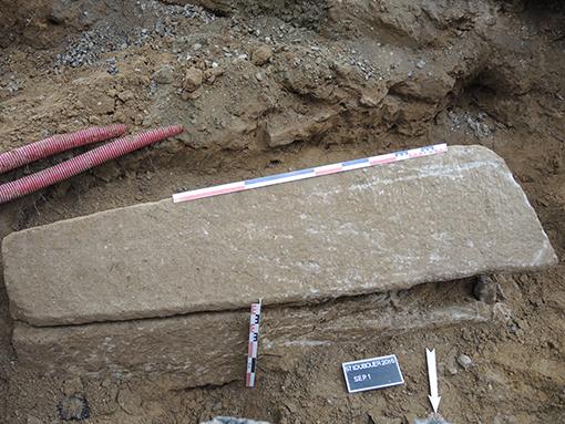 Fig. 2 - Sarcophage de type aquitain