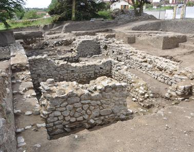 Fig. 2 - Etat 2 de la domus