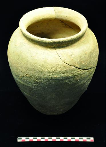 Fig. 2 - Urne cinéraire
