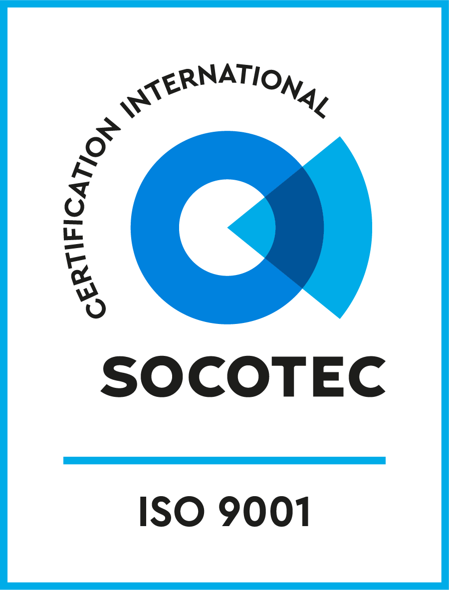 Label ISO 9001