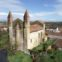Castelnau-Rivière-Basse (85) Eglise Saint-Jean-de-Mazères