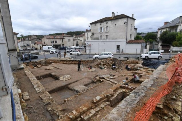 Périgueux Sainte-Marthe B