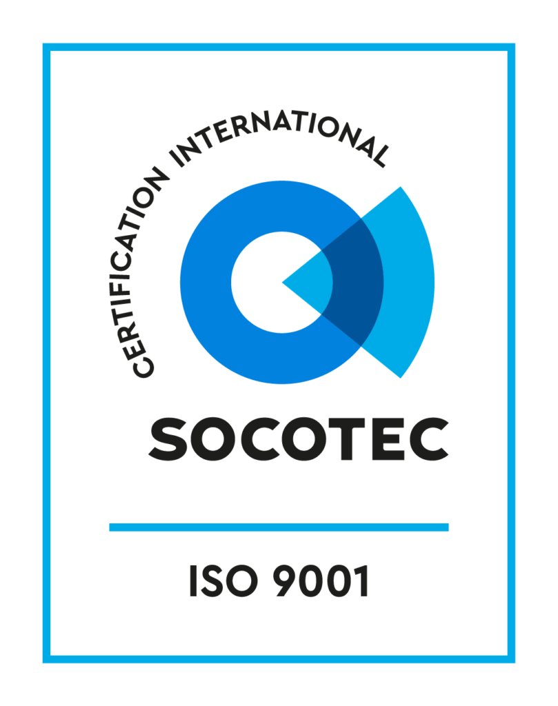 Marque ISO 9001